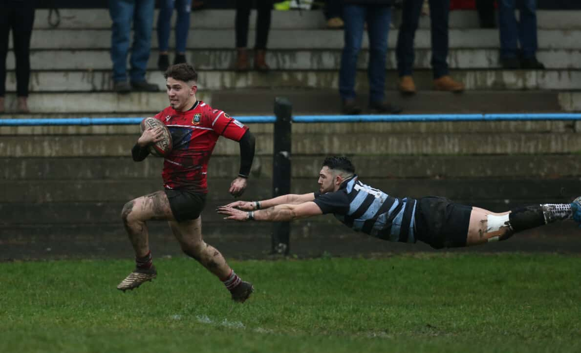 Pathway to participation: Senior Cup Competition