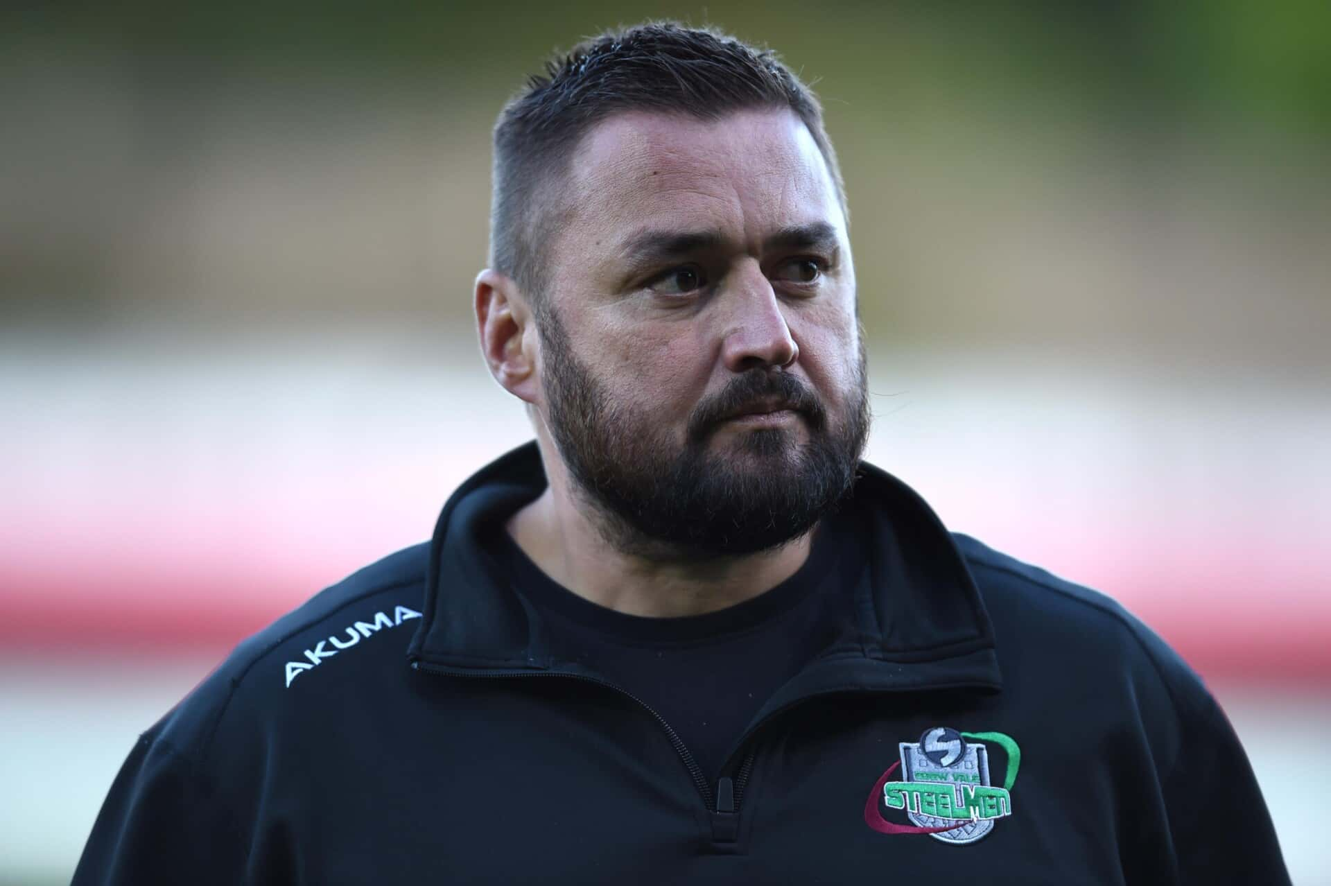 Revitalised Woods insists Ebbw Vale are ready to rock